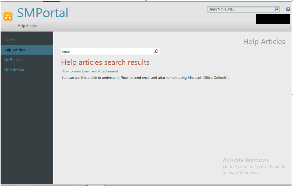 How to create and publish knowledge base articles in